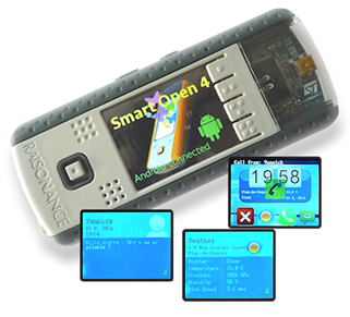 STM32 EvoPrimer Smart Phone Companion