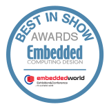TapNLink MCU-Flasher Best-in-Show Nominee Embedded World 2019